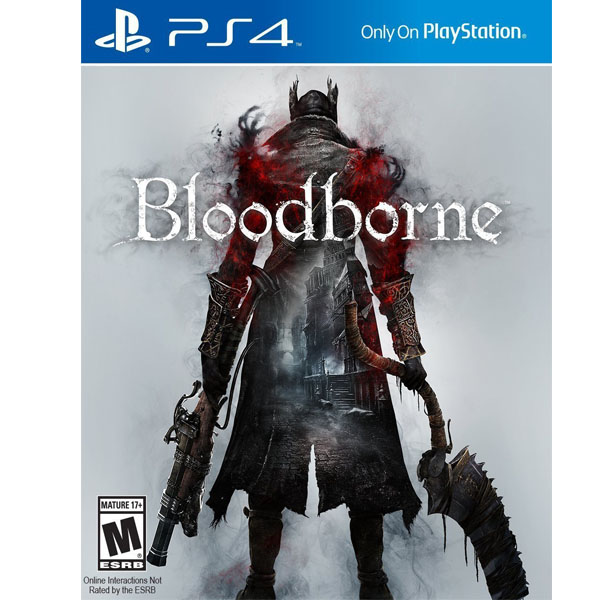 Bloodborne by Sony (PS4) (RENT)