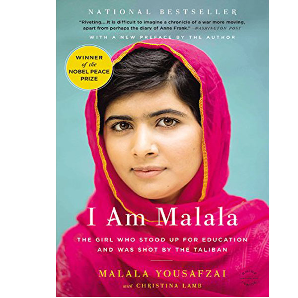 I Am Malala: The Girl Who Stood Up for Education and Was Shot by the Taliban (RENT)