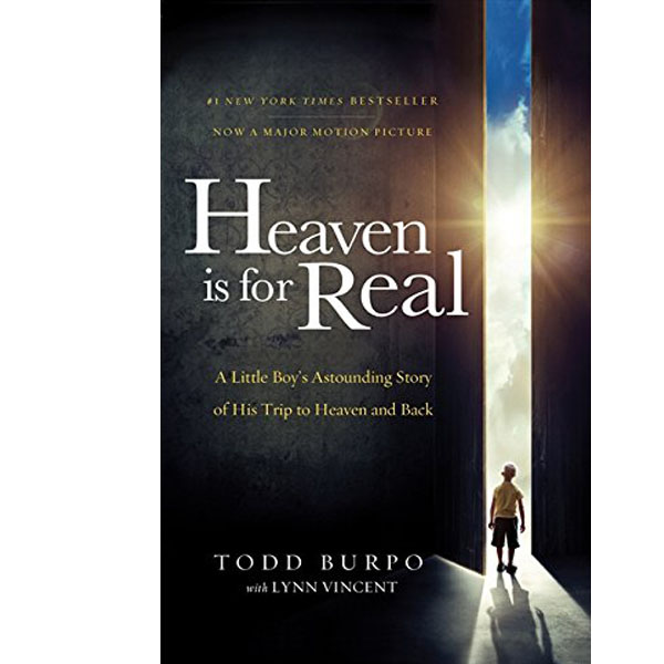 Heaven is for Real Movie Edition: A Little Boy's Astounding Story of His Trip to Heaven and Back (RENT)