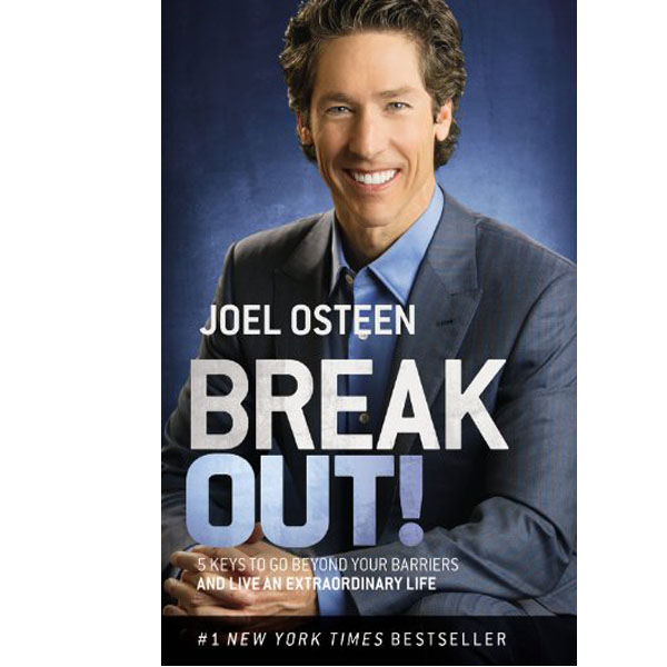 Break Out!: 5 Keys to Go Beyond Your Barriers and Live an Extraordinary Life (RENT)