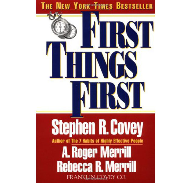 First Things First  (RENT)